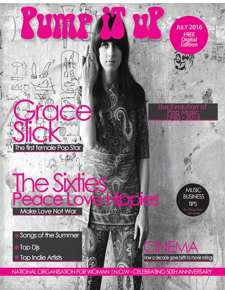 GLACE SLICK COVER MAG