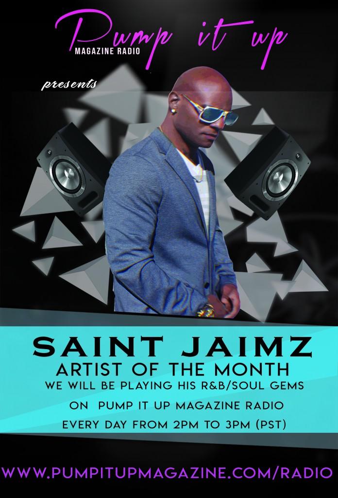 saint jaimz radio special