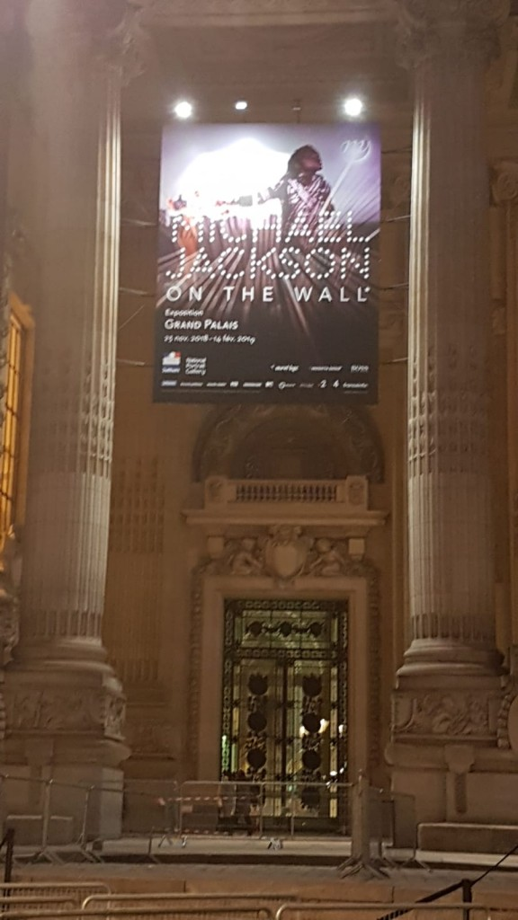 front grand palais mj expo 2