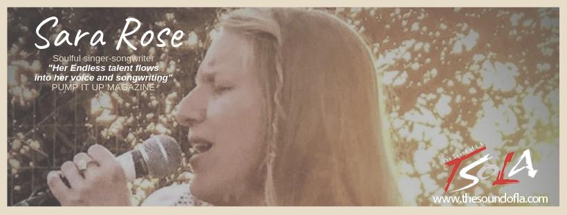 Sara Rose facebook banner