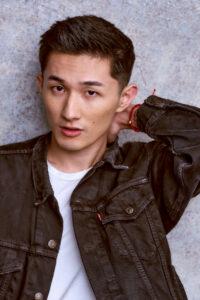 Jen Chen - Asian actor