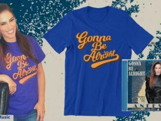 merchandise - blue t-shirts
